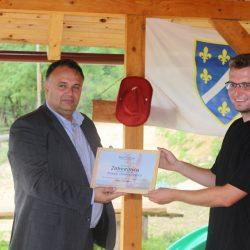 Općinski načelnik u posjeti Farmi magaraca Zavidovići