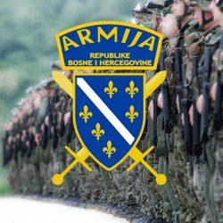 Čestitka povodom 25.godišnjice Armije RBIH
