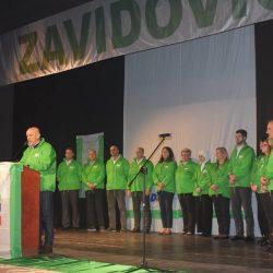 Centralni predizborni skup SDA Zavidovići