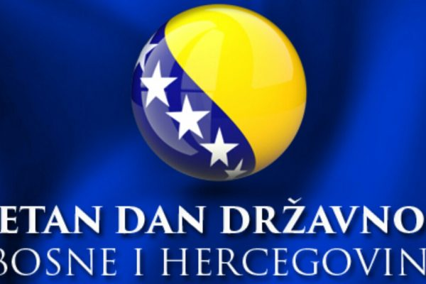 Čestitka SDA Zavidovići povodom 25.novembra-Dana državnosti BiH
