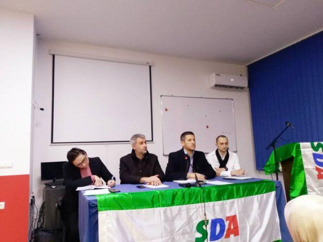 Održana druga sjednica Općinskog izvršnog odbora SDA Zavidovići